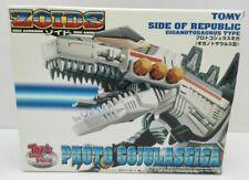 Tomy ZOIDS PROTO GOJULAS GIGA Giganotosaurus Type Side of Republic Model Kit