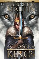 Game of Thrones: Clash of Kings #4 CVR A Dynamite Comics NM