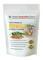 Boswellia Serrata Extract Powder (Ultra Strength 85% Boswellic Acids)Choose Size