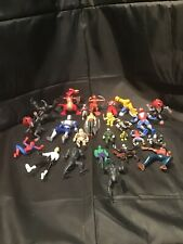 Lot Of 25 Misc. Toys. Preowned. NO Weapons Or Accessories. (A10)