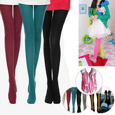 Trendy Kids/Adult Velvet Footed Tights Pantyhose Thick Stockings Funny Socks New