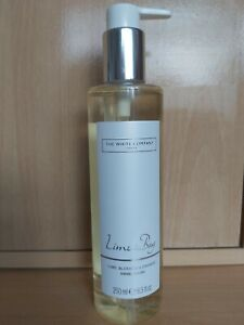 The White Company Lime & Bay Hand Wash Lime Blossom & Orange 250 ml