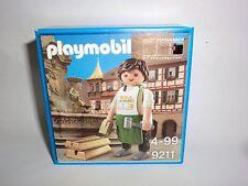 Playmobil Spezial 9211 Goldschläger  Promo Figur Sonderfigur NEU OVP