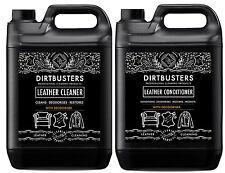 Deodoriser Profi Lederreiniger 5 Liter und Conditioner 5 Liter