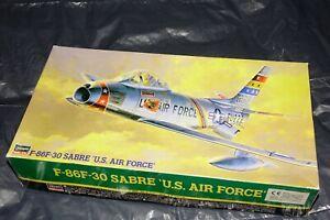 1/48 Hasegawa F-86F-30 Sabre guerre de corée + cockpit Aires