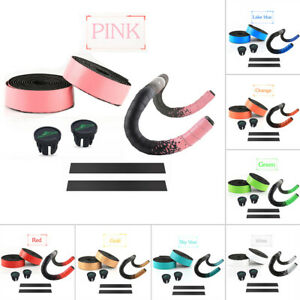 Bicycle handlebar tape Cycling Elastic Outdoor Slip-proof New Durable.