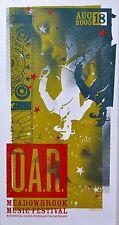 O.A.R. 2005 Concert Poster
