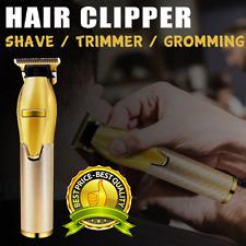 2020 Professional SKELETON Cordless Trimmer Clipper-Barber's Gift-Sharp Blade NW
