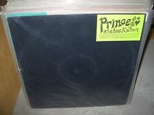 PRINCE black album ( r&b ) sticker - not tmoq -