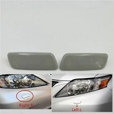 Headlight Washer Nozzle Jet Cover Clean Cap For Lexus RX270 RX350 RX450H 09-12