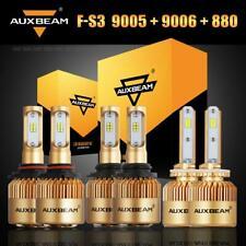 9005 9006 LED Headlight 880 Fog Lamp Bulb for Chevrolet Suburban 1500 2500 01-06