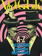 VOGUE ACCESSORY Italia #9 F/W 2013-2014 A-Z ACCESSORIES Trends COLLECTIONS @Excl