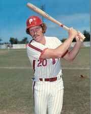 Mike Schmidt - Phillies, 8x10 color photo