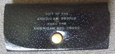 WW2 American Red Cross Housewife gift of USA People sewing make do mend