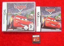 Cars Disney Pixar, Nintendo DS Spiel, deutsche Version