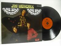 THE JIMI HENDRIX EXPERIENCE are you experienced LP EX/EX, 2459 390, vinyl, album