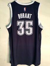 844b4c22ba2 Adidas Swingman 2015-16 NBA Jersey Oklahoma City Thunder Kevin Durant Nvy  Alt 2X