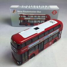 1/110 TINY CAR - DIE-CAST MODEL CAR - NEW ROUTEMASTER BUS Member Exclusive
