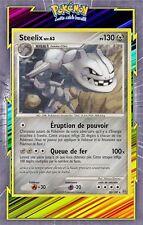 🌈Steelix - DP07:Tempête - 28/100- Carte Pokemon Neuve Française