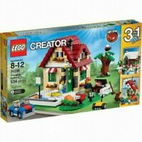 Lego Creator Changing Seasons #31038 BRAND NEW