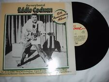 Eddie Cochran- The Very Best Of- UK vinyl LP -FA3019 FAME-remastered in MONO