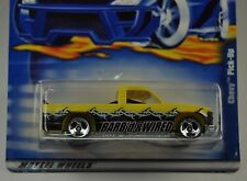 Hot Wheels Chevy Pick-Up Collector 101 Barb'd & Wired 50631-4911 2000 New