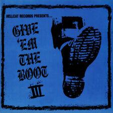 GIVE EM THE BOOT 3 Dropkick Murphys Joe Strummer Mescaleros RANCID clash punk CD