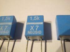 1,5uH, 1,5µH, 120mA, 00612226, NEOSID Induktivität, Inductor,  20 Stück