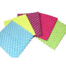 3PCS Bamboo Fiber Dish Towel Microfiber Kitchen Towel Dish Cloth Cleaning House