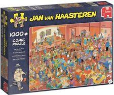 Die Zaubermesse - Jan van Haasteren Puzzle 19072 Jumbo 1000 Teile NEU OVP