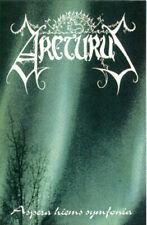 Arcturus - Aspera Hiems Symfonia - CASSETTE TAPE - Black Metal Album Numbered
