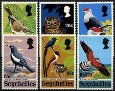 Seychelles 1972 SG#308-313 Rare Birds MNH Set #D58441