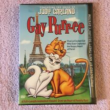 Gay Purr-ee (DVD, 2003, Widescreen) Brand New Sealed, Snapcase