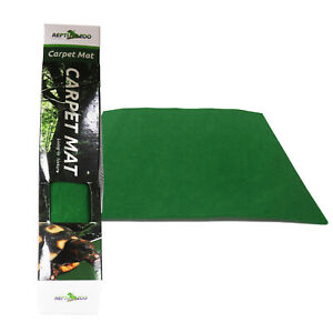 Reptile Soft and Absorbent Carpet - Multiple Sizes - Cut to Fit your Terrarium