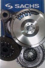 VW Bora 1.9 Tdi Luk Clutch Kit 130 11//00-05//05 Fwd Saloon Asz For Sachs DMF