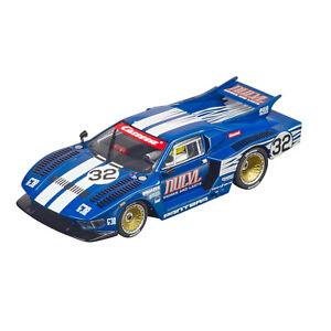 "Carrera EVO 1:32 De Tomaso Pantera Gr.5 ""No.32"" suit scalextric"
