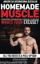 Homemade Bodybuilding Muscle Fitness Shredded Book Health Weight Strength Mass