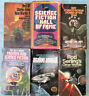 6 Vintage SF Anthologies New Worlds 4 Hall of Fame Best SF Serling Other Worlds