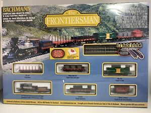 Bachmann The Frontiersman N Scale Train Set  #24006
