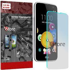 """Pellicola In Vetro Temperato Per LG K4 K120E Proteggi Salva Display LCD 4,5"""""""
