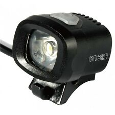 One23 Reveal 1000 lumen avant rechargeable cycle bike bicycle head light
