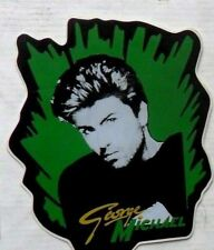 GEORGE MICHAEL x 1 vintage sticker  WHAM