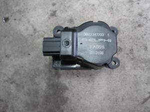 MASERATI QUATTROPORTE M139 Bj.2008 Actuator Heater motor heating  0682347