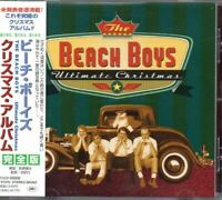 The Beach Boys ‎Ultimate Christmas JAPAN CD 26track with OBI TOCP-65006