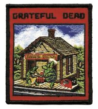 Grateful Dead Terrapin Station Embroidered Patch G053P Pink Floyd