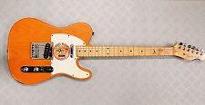 Fender SQ Telecaster Alder wood with Maple Neck