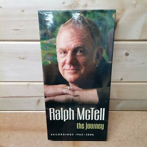 Ralph McTell - The Journey: Recordings 1965 - 2006 - Ralph McTell CD FYVG The