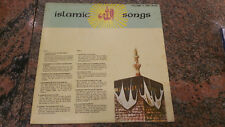 ISLAMIC SONGS ' VOLUME 2 ' LP MINT 1982  EMI / W159  MADE IN BARBADOS