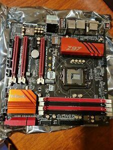 ASRock Fatal1ty Z97M Killer Motherboard LGA1150 MicroATX