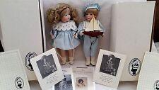 Lawton Freddie Flossie doll Childhood Classics by Wendy Lawton The Bobbsey Twins
